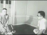 Gözleri ile Mors Kodu Yazan Amiral