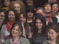 Kadın Tiyatroculardan Protesto: 100 Kadın 100 Replik