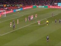 Aleksandr Golovin'in Arsenal'e Çok Klas Takması