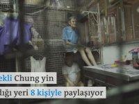 Kafeslerde Yaşayan Hong Konglular - DW Türkçe