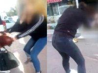 Liseli Kezbanların Sokak Ortasındaki Kavgası - Sivas