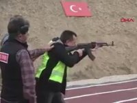 Muhtarlara Silah Eğitimi Verilmesi