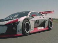 815 Beygirlik Elektrikli Audi e-tron Vision Gran Turismo