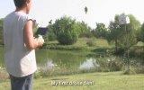 Drone ile Balık Tutmak