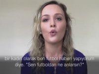 Kadın Spor Muhabirlerinden Tacize Karşı Kampanya - Brezilya