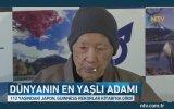 Dünyanın En Yaşlı İnsanı  Masazo Nonaka