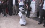 Dünyayı Kıskandıran Erik Dalı Oynayan Robot Sanbot