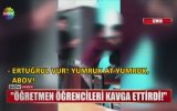 Öğretmenin İki Öğrenciyi Kavgaya Tutuşturması  İzmir
