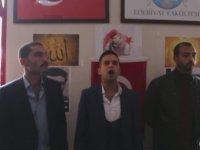 Selçuk Üniversitesi Ülkücülerinin Reislik Devir Töreni