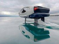 Elektrikli Deniz Taksisi