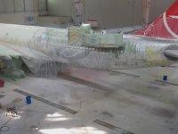 THY Uçakları Nasıl Boyanıyor?