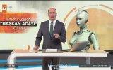 Belediye Başkanı Adayı Robot  Japonya