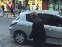 Diyarbakır Sokaklarında Halay İle Coşan Amca