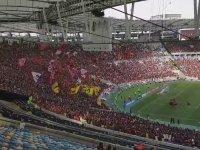 Flamengo Antrenmanına 45000 Taraftarın Gelmesi