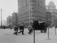 New York'un 1911 Yılındaki Günlük Yaşam Görüntüleri