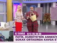 Seda Sayan'ın Programında Salatalık İzdihamı