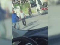 Tırpanlı Trafik Kavgası - İzmir