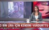 3 Bin Lira İçin Kendini Vurdurtan Adam  İstanbul