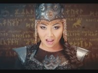 Cevhertaş - Kazak'ım Oy - Gaza Getiren Bir Kazak Şarkısı