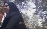 İran'da Zorla Başörtüsü Görüntüleri