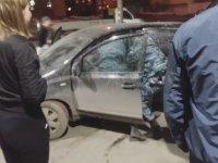 Özel Güvenliklerden Kaçmaya Çalışan Rus Gençler