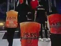 Şenol Güneş'e Saldırı Sonrası Koridorda Yaşananlar