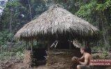 Doğadan Temin Edilen Malzemeler İle Kulübe Yapımı