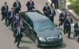 Kuzey Kore Lideri Kim Jong Un'un, Güney Kore'ye Girişi