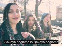 Abaza Kızlardan Türkü Dinletisi