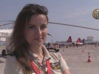 Türkiye'nin En Güzel Kadın Pilotu