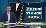 Barcelona'nın Arda Turan'ın İsmini Şampiyonluk Tişörtüne Yazdırması