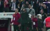 Fatih Terim'in Penaltı Gol Oldu Diye Sevinmesi