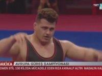 Rıza Kayaalp'ın 8. Kez Avrupa Şampiyonu Olması