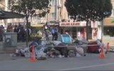 Farkındalık İçin Bir Kamyon Çöp Dökmek  Bursa