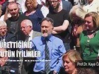 56 Yaşındayım ve Acı Çekiyorum - Prof. Dr. Kaya Özkuş