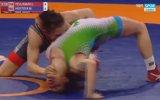 Elif Jale Yeşilırmak'ın Avrupa Güreş Şampiyonasında Altın Madalya Kazanması