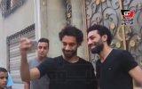 Muhammed Salah'a Tıpatıp Benzeyen Mısırlı