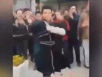 Dans Eden Türk Gence İran Polisinin Müdahale Etmesi