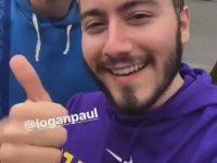 Enes Batur'la Logan Paul'un Bir Araya Gelmesi