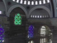 Çamlıca Camii'nin Drone ile İçinin Görüntülenmesi