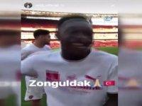 Mesut Özil'in Welbeck'e Zonguldaklıyım Dedirtmesi