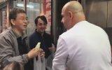 Çiğ Köfteci Ali Usta'nın Çinli Müşteriyle Anlamsız Münasebeti