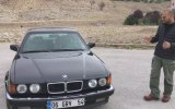 Turgut Özal'ın Başbakanlık Zırhlı Makam Aracı; BMW 750iL E32