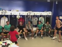 Marcelo'nun Oğlu Enzo'nun Real Madridl'li Yıldızlarla Şovu