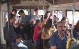 Su Borusuyla Klima Yapan Dolmuş Şoförü  Adana