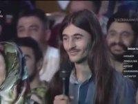 Nihat Hatipoğlu'na Uzun Saç Sorusu - Musa