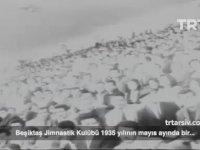 19 Mayıs'ın İlk Defa Bayram Olarak Kutlanması (1935)
