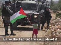 Çocuğumu Öldür Diyen Filistinli