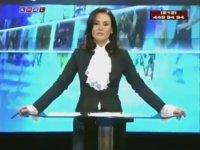 Deniz Seki'nin Kral TV'de Haber Sunması