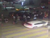 UBER Sürücü ve Yolcularına Yapılan Saldırı - İstanbul
